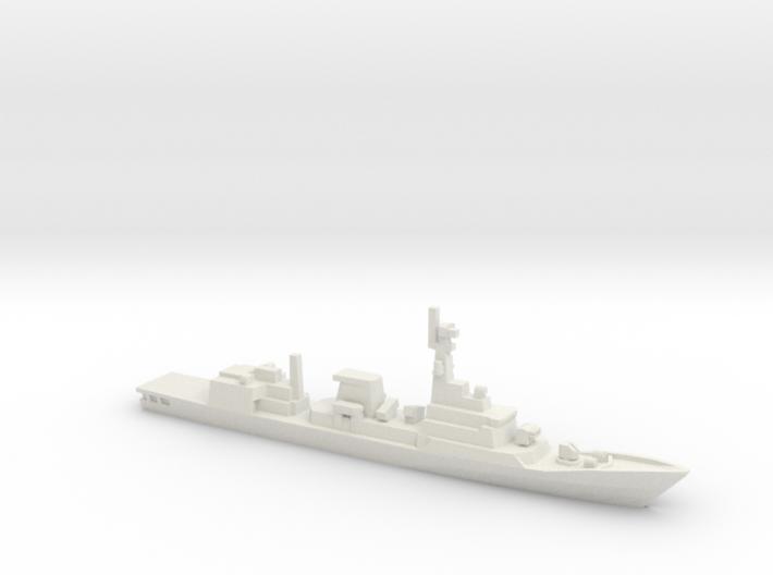 Zulfiquar-class frigate, 1/1800 3d printed