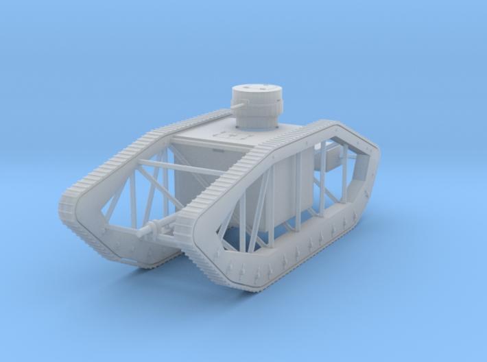 PV32C Pioneer Skeleton Tank (1/87) 3d printed