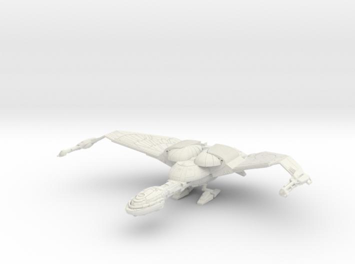 Bird Of Prey Cruiser Big With Landing Gear 3d printed