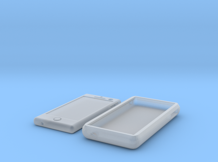 smartphone: 1/6 mini Yosd 3d printed