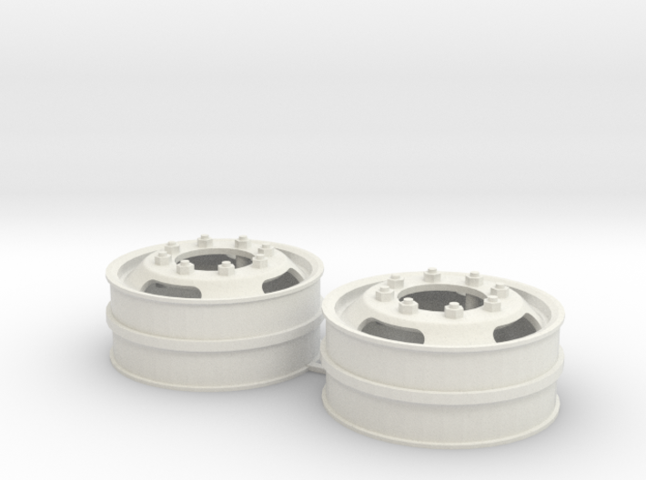Wedico velgen ovaal gat 3d printed