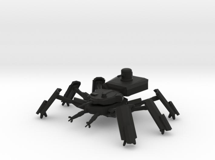 AM-222A Autonomous Combat Walker 3d printed