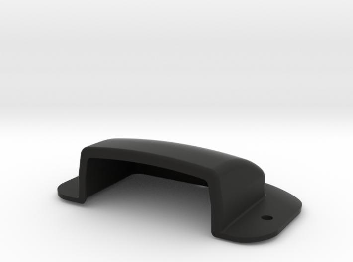 PORSCHE - Left Belt cover for 3.2 rear deck 3d printed