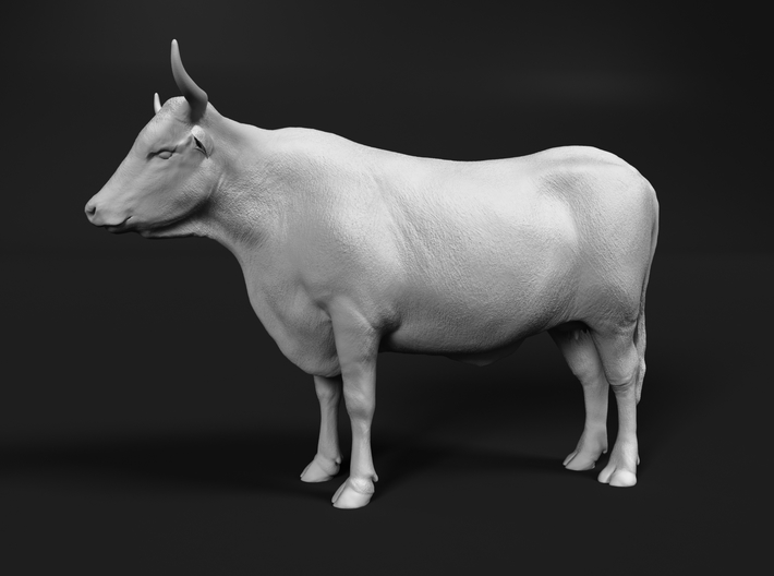 ABBI 1:72 Standing Cow 1 3d printed