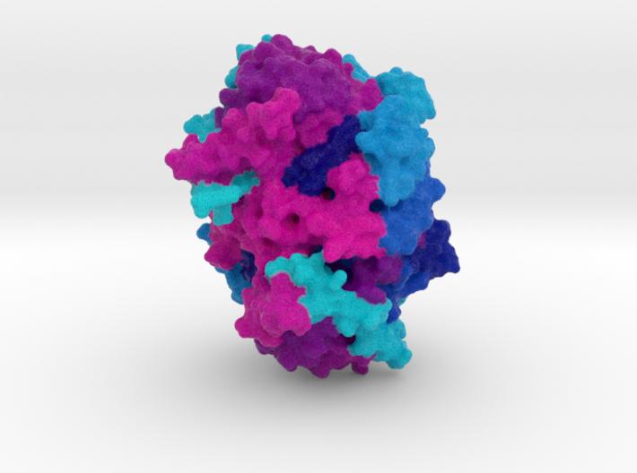 Reductive Dehalogenase 3d printed