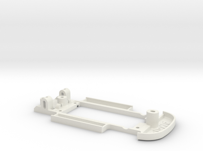 Chassis for Ninco Porsche 356 Coupe/Speedster 3d printed