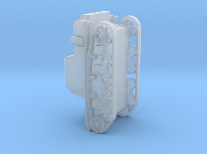T18HMC 1:200 3d printed