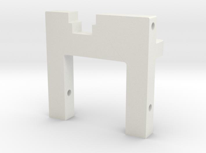 Lazer ZX Deck Mount 3d printed