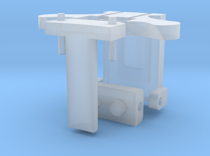Latch new 3d printed