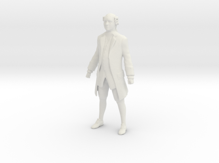 Printle F John Adams - 1/24 - wob 3d printed