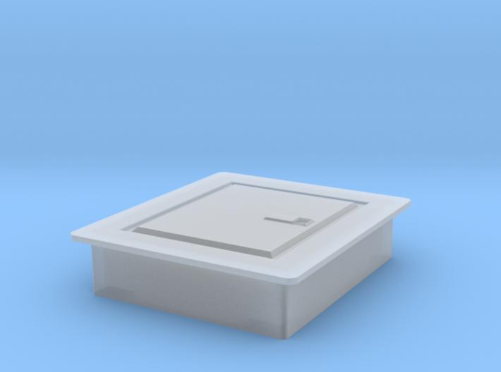 1/12 Breaker Box 3d printed