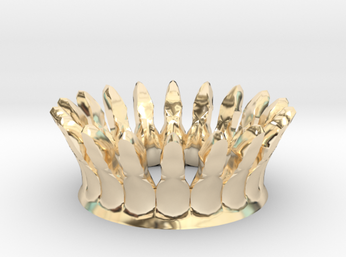 Eggcessories! Crown 3d printed