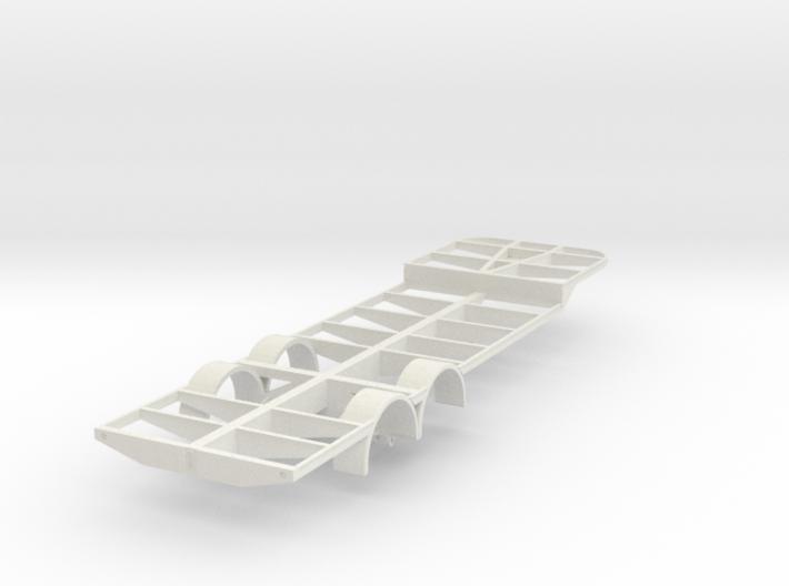 DAF TA opleggerchassis 3d printed