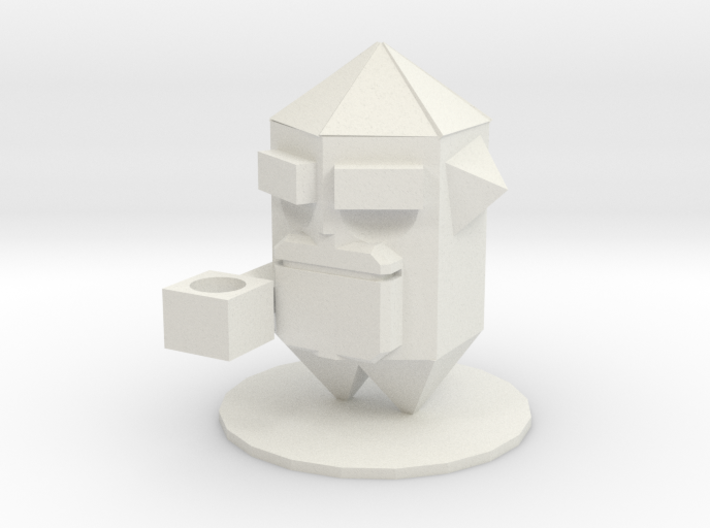 Crystal (nuclear throne) 3d printed