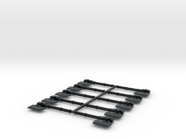 Poweraxe x 5 3d printed