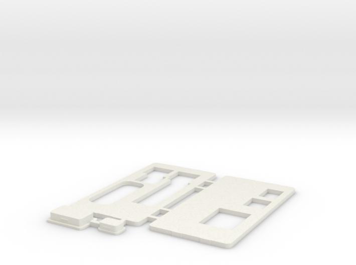 MiSTer XS Case v5 x XS Front/Back/Plugs(3/4)