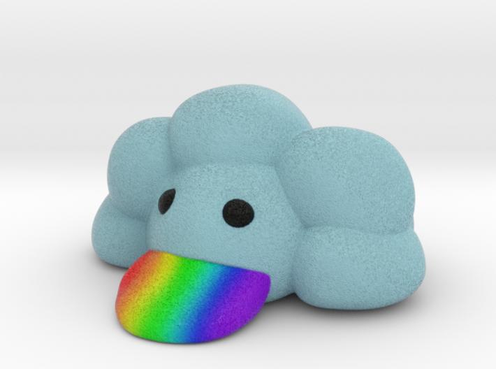 Cloud 3d printed