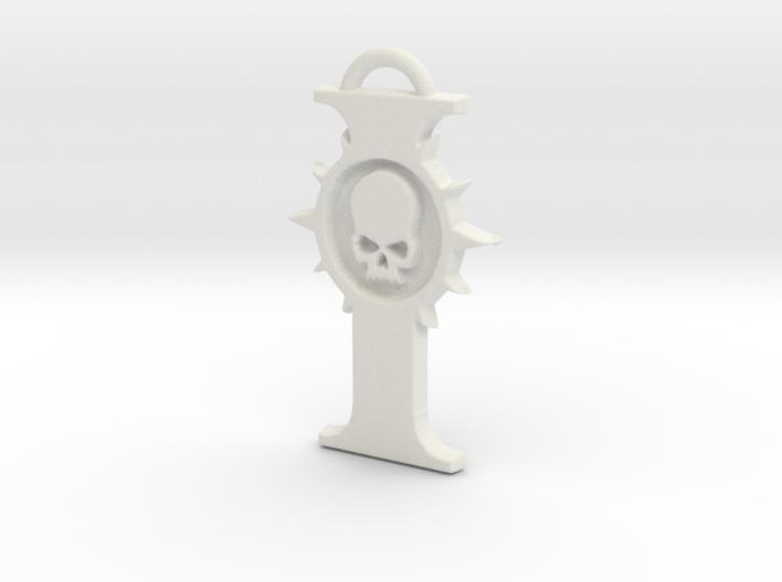 Warhammer 40k Adeptus Ministorum Pendant 3d printed