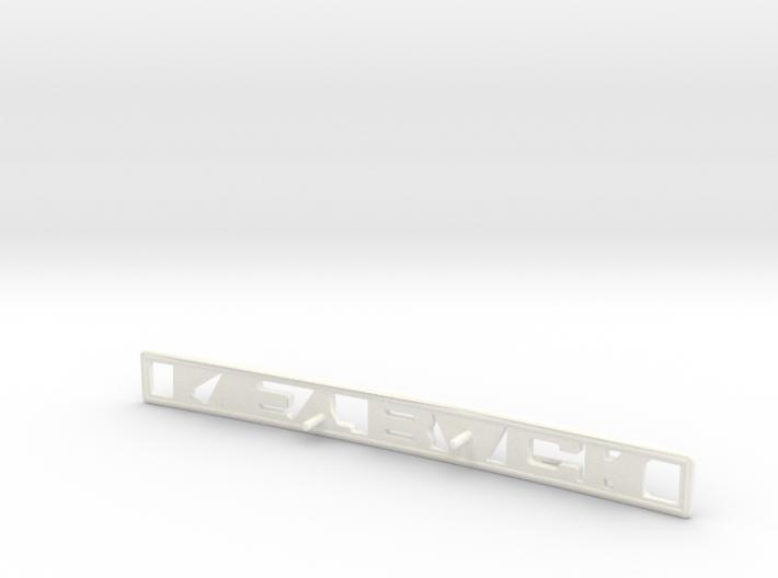 76/77 Celica LIFTBACK Emblem RA28 RA29 3d printed