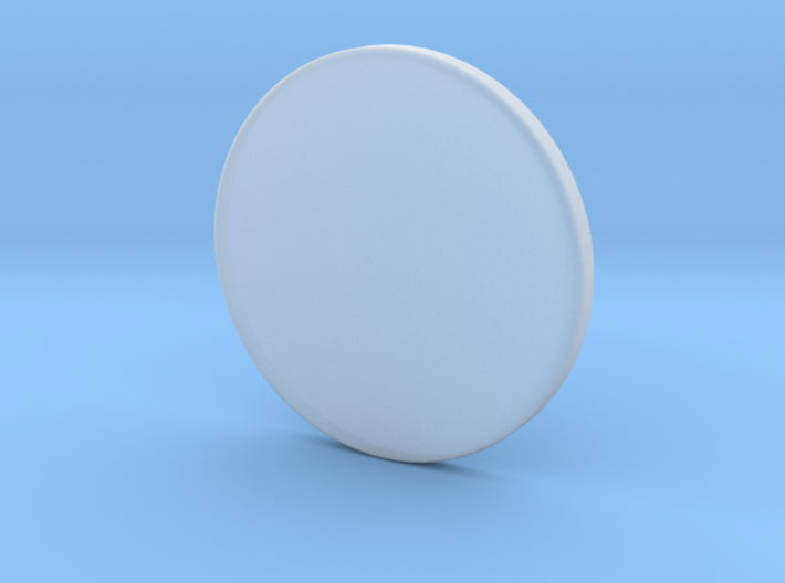 Round 5mm Light Bucket Lense 3d printed