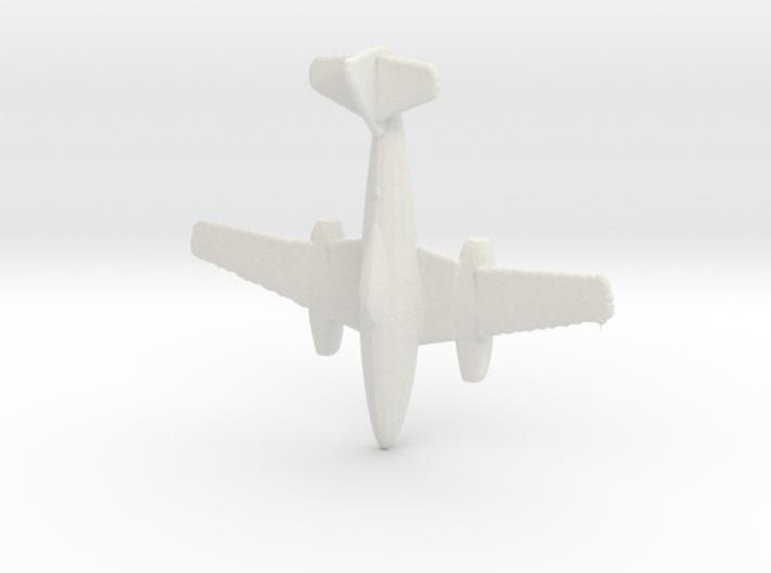 1:285 Messerschmitt Me-262 A-1a 3d printed