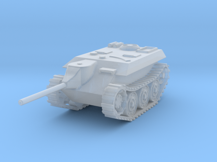 E5 TD other concept 1:144 3d printed
