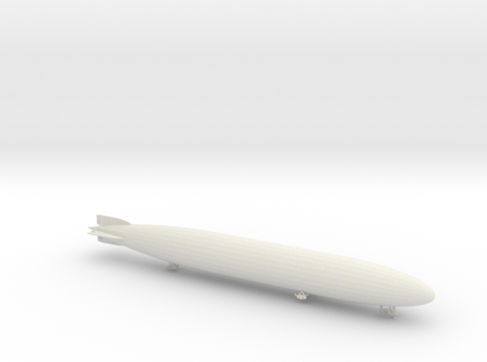 """Zeppelin L59 - the """"Africa"""" 'Ship 3d printed"""