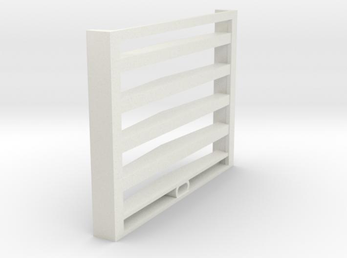 Grill-4-beams 3d printed