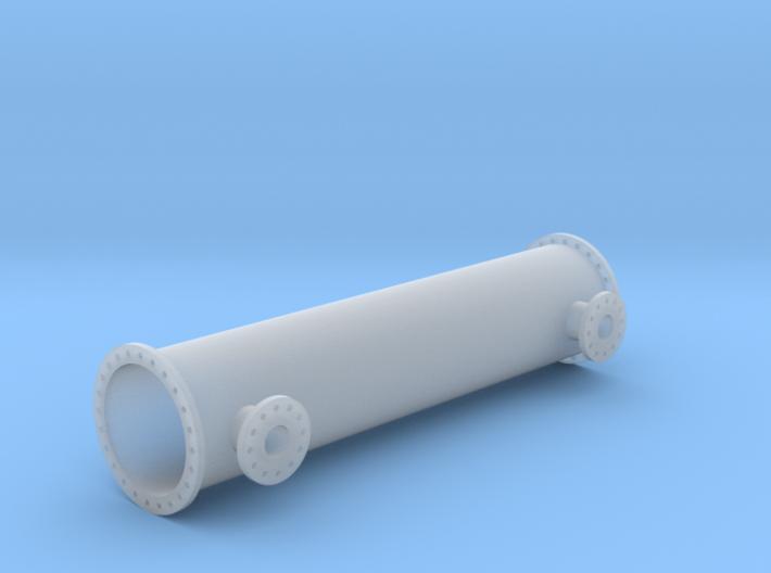 Rohrleitung 1000mm x 5000mm - TT 1:120 3d printed