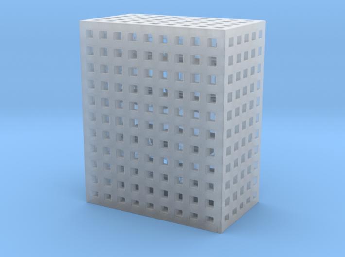 1/700 USN Box for Signal Flag Set x24 3d printed
