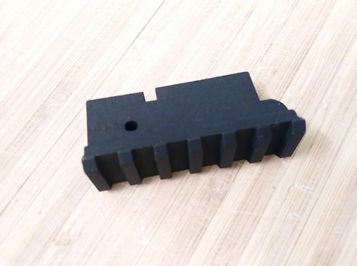 Lower Rail for AUG (6-Slots) 3d printed
