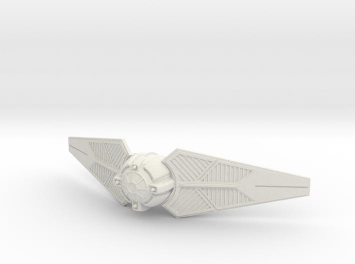 Tie Predator II 3d printed