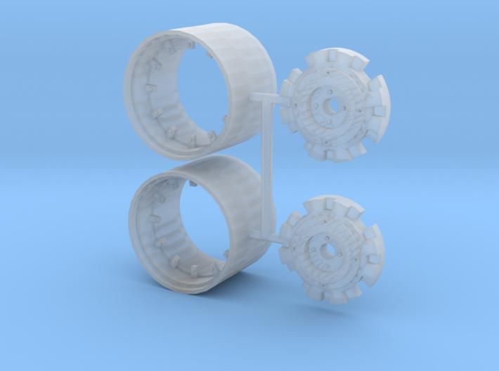 MF 24.5-32 3d printed