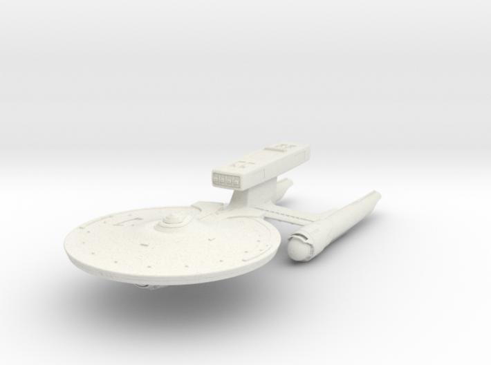 Alt Federation Abbe class VI BattleCruiser 3d printed