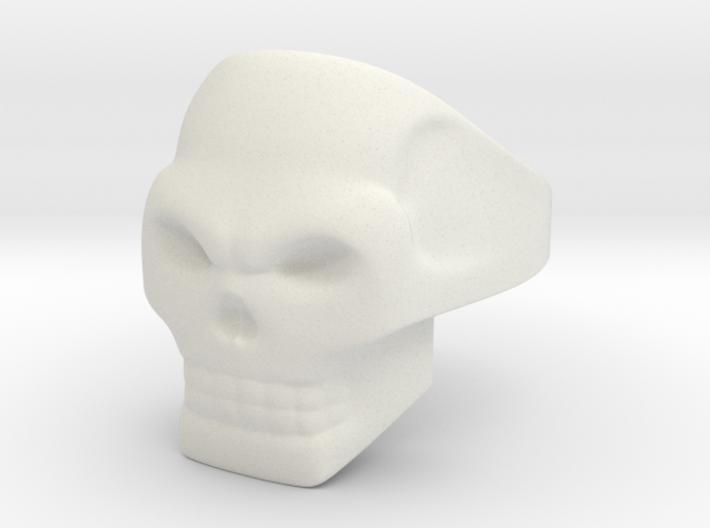 Wraith Ring 3d printed