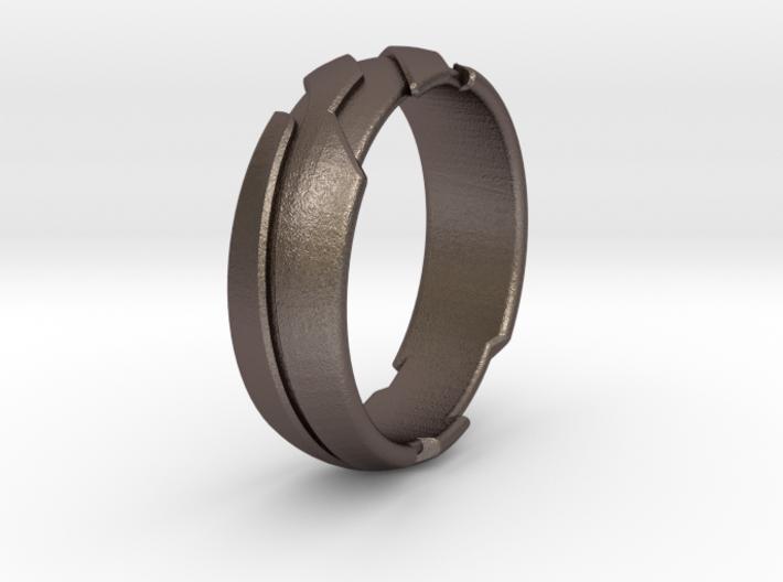 GD Ring - Edge 3d printed