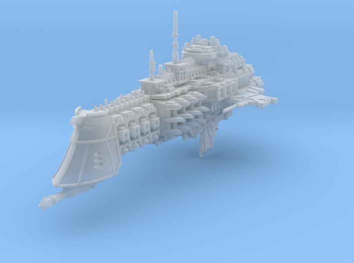 Dictator Cruiser 3d printed
