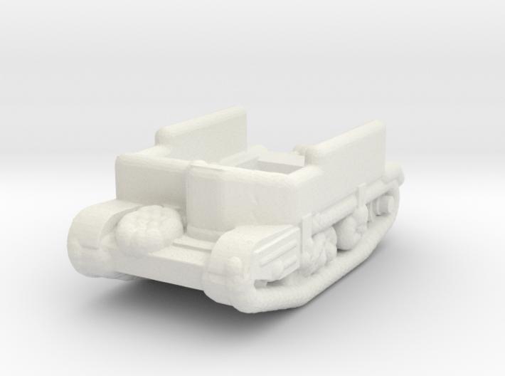 1/285 carrier kit AVRE carrier tracked trailer 3d printed