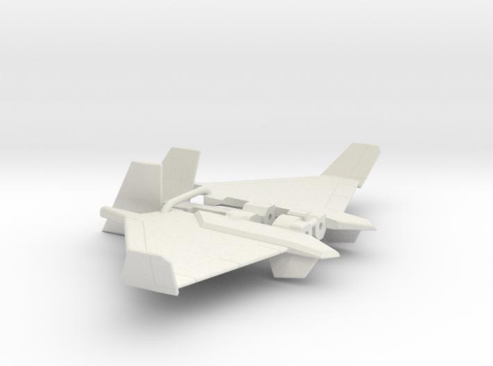 Dirge wings for CW Skydive 3d printed