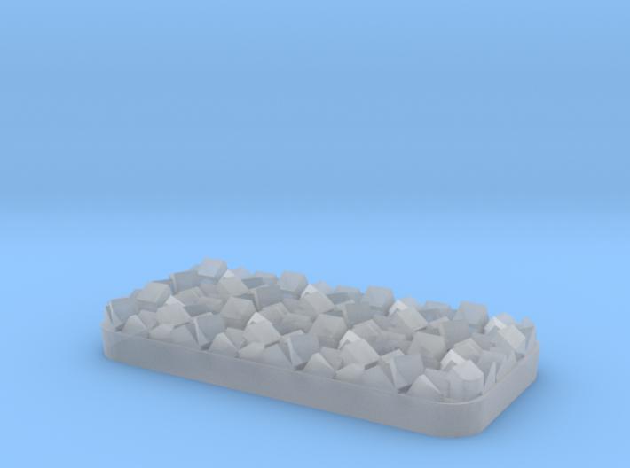 Yeti 50mm Ice 3d printed