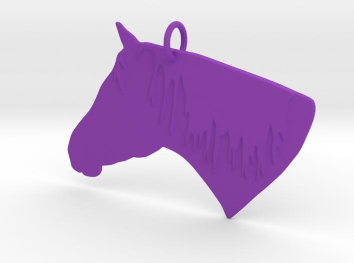 the Dakota Pendant 3d printed