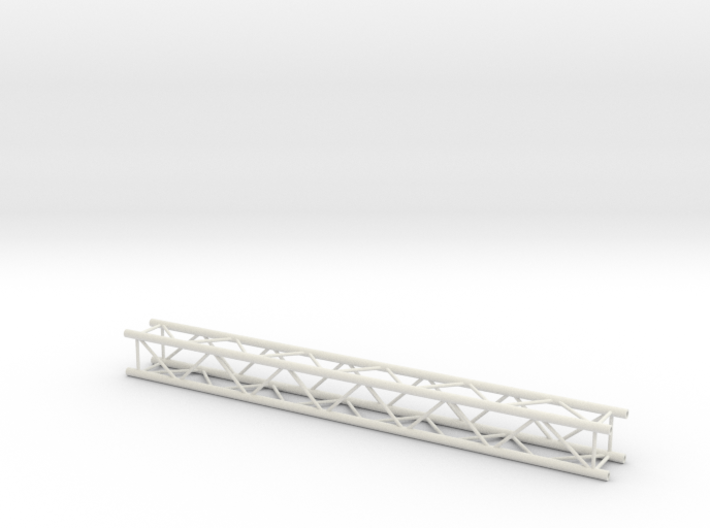 Square truss 3 meter 1:10 3d printed