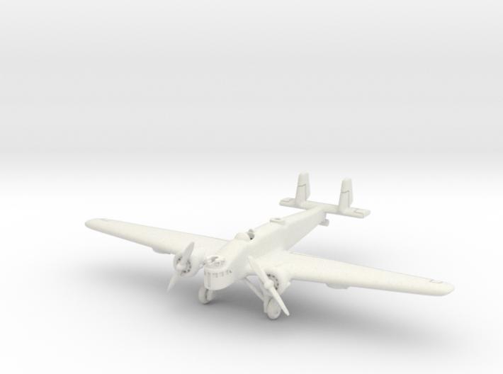 Mitsubishi Ki-2 Louise 1/200 3d printed