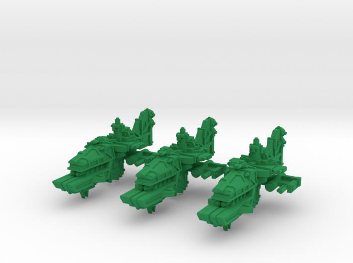 Onslaught Gunships (3) 3d printed