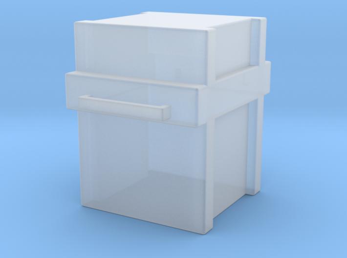 1:43 DEAGO FALCON YT1300 ANH CARGO BOX MODEL G 3d printed