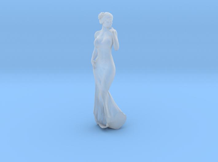 Printle V Femme 1107 - 1/64 - wob 3d printed