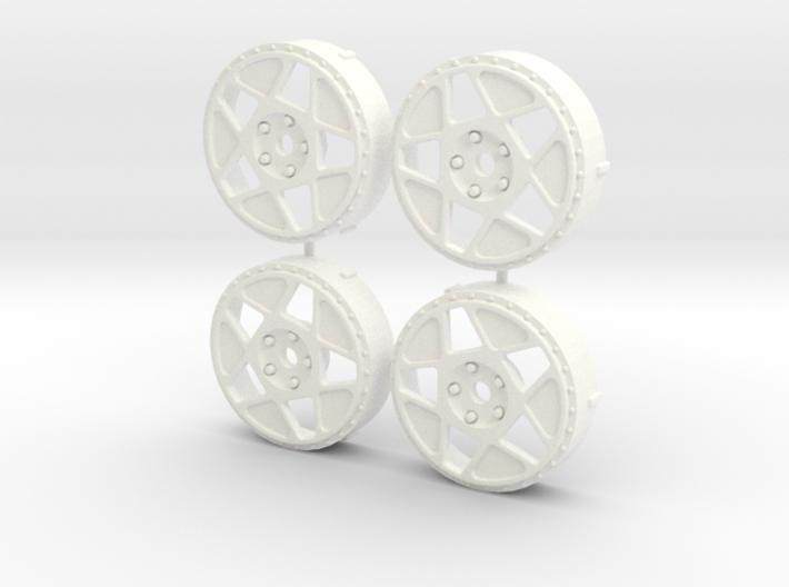 MST / Fifteen52 Tarmac R43 Insert (x4) 3d printed