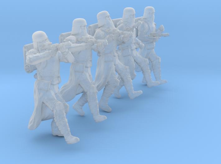 1/48 Sci-Fi Sardaucar Platoon Set 101-03 3d printed