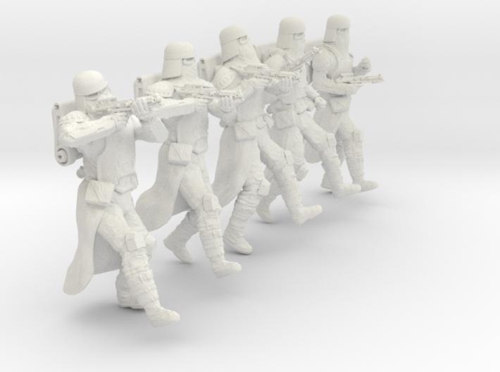 1/30 Sci-Fi Sardaucar Platoon Set 101-03 3d printed