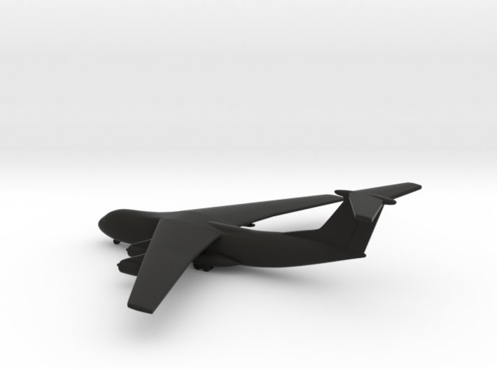 Lockheed C-141A Starlifter 3d printed